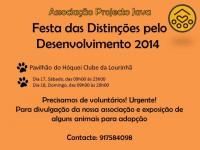 Festa das distinções pelo desenvolvimento 2014