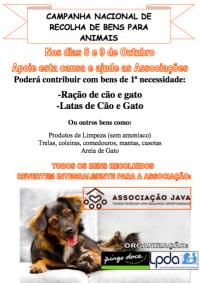Campanha Pingo Doce organizada pela LPDA