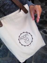 Malas Solidárias ADOPT BAG